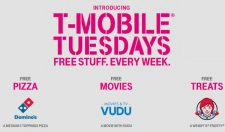 T-Mobile Tuesdays with Max Darwin and DJ Khaled.